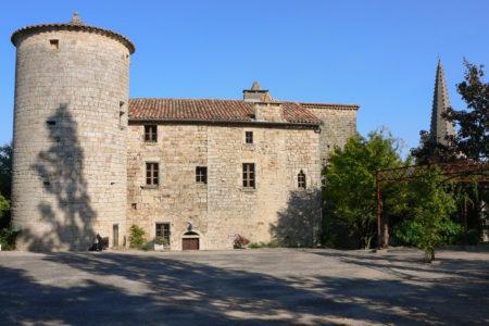 Chassiers - Chateau de la Vernade